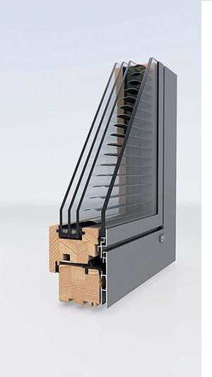 как правильно выбрать окна? деревоалюминиевые окна