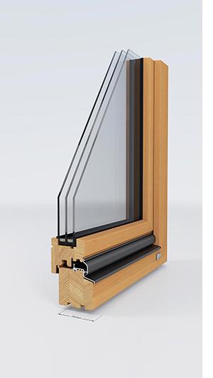 какие окна выбрать? деревянные окна